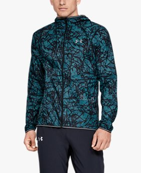 Men's UA Qualifier Storm Glare Packable Jacket